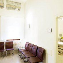 Sala attesa Gli Affreschi